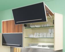 Küchenschrank nach oben öffnen